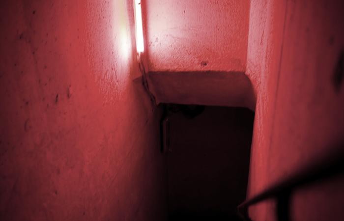 Darkroom Nuclear Shelter Ghent