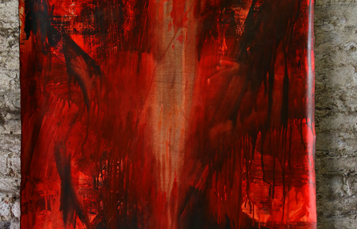 Action Painting by Gery Desmet